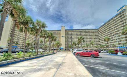 5801 Thomas Drive #724, Panama City Beach, FL 32408 (MLS #711542) :: The Premier Property Group