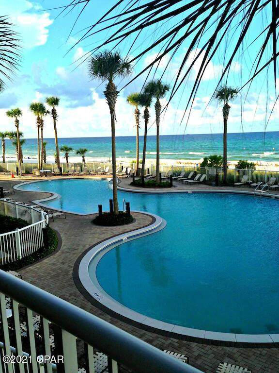 11807 Front Beach 1-201, Panama City Beach, FL 32407 (MLS #713164) :: Counts Real Estate on 30A