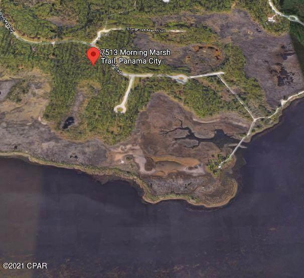 7513 Morning Marsh Trail, Panama City Beach, FL 32413 (MLS #713646) :: Scenic Sotheby's International Realty