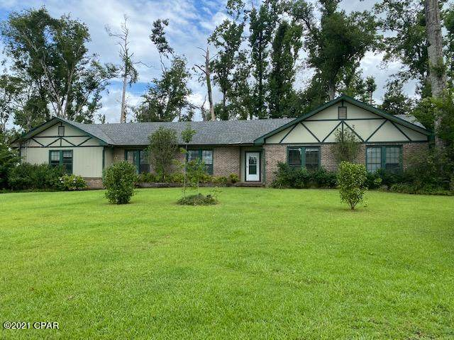 4371 Michael Drive, Marianna, FL 32446 (MLS #713856) :: Counts Real Estate Group