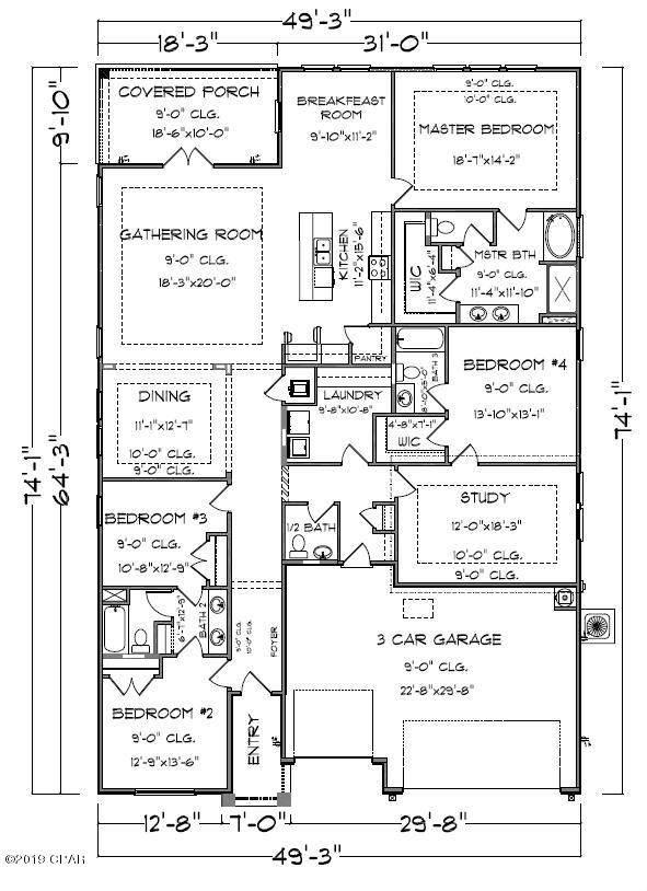 453 Albert Meadow Lane Lot 27, Callaway, FL 32404 (MLS #714794) :: Berkshire Hathaway HomeServices Beach Properties of Florida