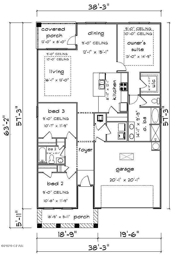 315 Emerald Cove Street Lot 109, Panama City Beach, FL 32407 (MLS #714918) :: Anchor Realty Florida