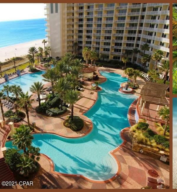 9900 S Thomas Drive #909, Panama City Beach, FL 32408 (MLS #714919) :: Scenic Sotheby's International Realty
