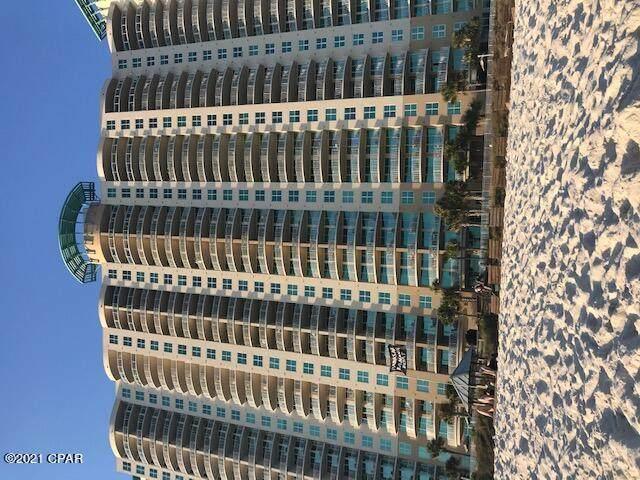 15625 Front Beach Road #1507, Panama City Beach, FL 32413 (MLS #716107) :: Berkshire Hathaway HomeServices Beach Properties of Florida