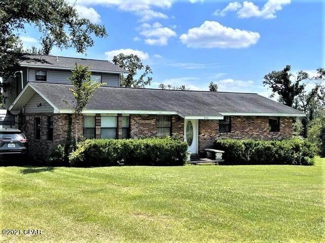 3220 Paulk Road, Marianna, FL 32446 (MLS #716798) :: Scenic Sotheby's International Realty