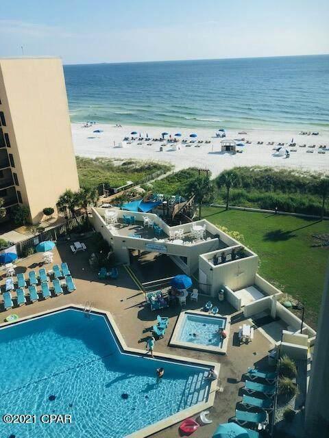 8817 Thomas Drive A807, Panama City Beach, FL 32408 (MLS #717150) :: Keller Williams Realty Emerald Coast