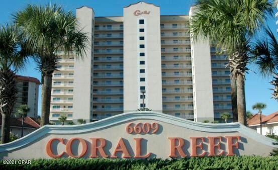 6609 Thomas Drive #1106, Panama City Beach, FL 32408 (MLS #717262) :: Counts Real Estate Group