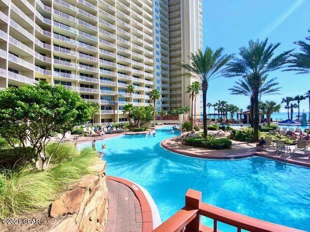 9900 S Thomas Drive #1426, Panama City Beach, FL 32408 (MLS #717302) :: Counts Real Estate on 30A