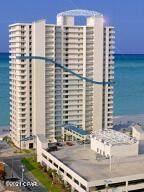 5115 Gulf Drive #1302, Panama City Beach, FL 32408 (MLS #718049) :: Berkshire Hathaway HomeServices Beach Properties of Florida