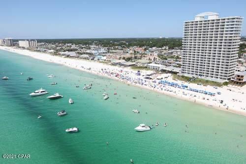 5115 Gulf Drive #1902, Panama City Beach, FL 32408 (MLS #718191) :: Team Jadofsky of Keller Williams Realty Emerald Coast