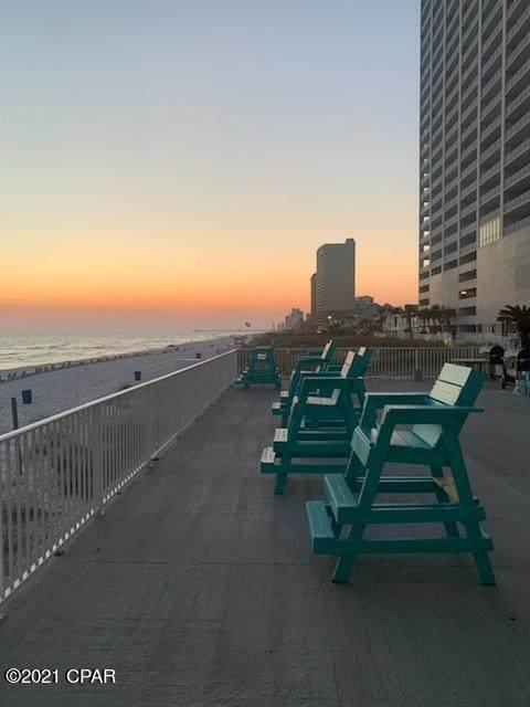 14401 Front Beach Road #219, Panama City Beach, FL 32413 (MLS #718286) :: Team Jadofsky of Keller Williams Realty Emerald Coast