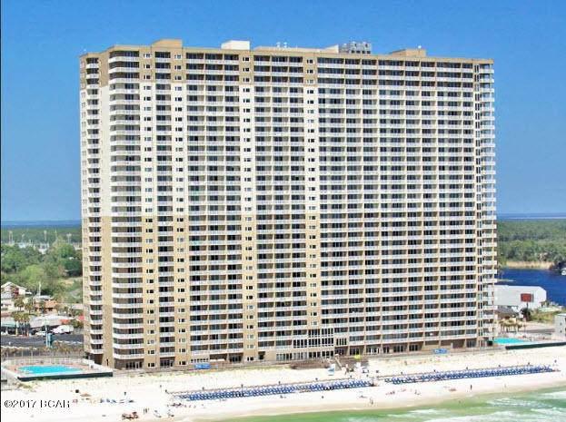 16819 Front Beach Road #202, Panama City Beach, FL 32413 (MLS #718377) :: Better Homes & Gardens Real Estate Emerald Coast