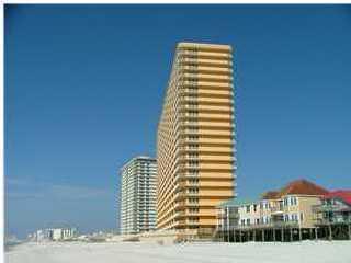 5004 Thomas Drive #504, Panama City Beach, FL 32408 (MLS #370972) :: Berkshire Hathaway HomeServices Beach Properties of Florida