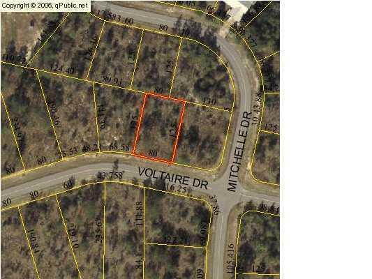 LOT 12 Lot 12 Voltaire Drive, Chipley, FL 32428 (MLS #375197) :: ResortQuest Real Estate