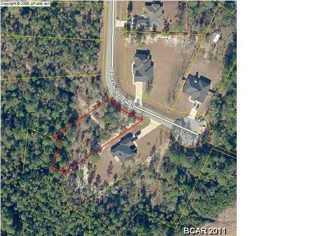 10805 Cedar Ridge Lane, Southport, FL 32409 (MLS #380578) :: Coast Properties