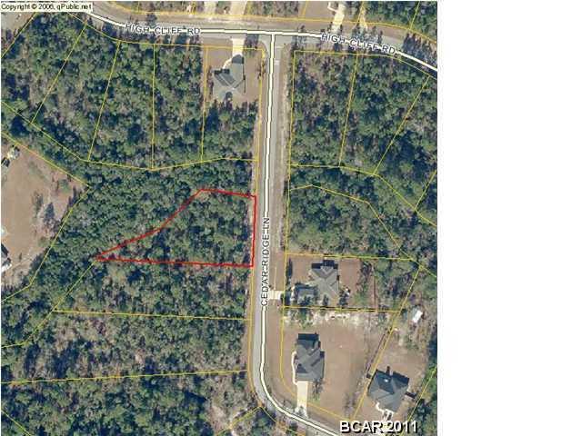 10813 Cedar Ridge Lane, Southport, FL 32409 (MLS #380579) :: Scenic Sotheby's International Realty