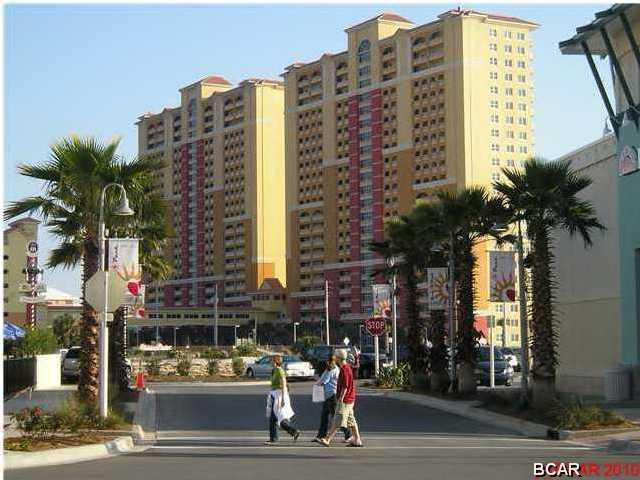 15817 Front Beach Road W-1709, Panama City Beach, FL 32413 (MLS #623764) :: Coast Properties