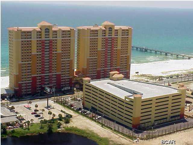 15817 Front Beach Road W-1009, Panama City Beach, FL 32413 (MLS #623765) :: Coast Properties