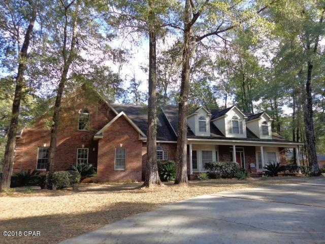 2854 Magnolia Blossom Lane, Marianna, FL 32446 (MLS #649504) :: Keller Williams Emerald Coast