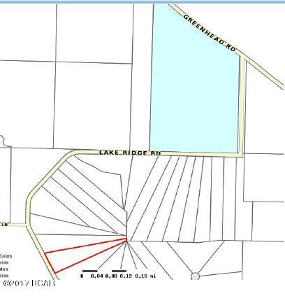 00 Lake Ridge Road, Chipley, FL 32428 (MLS #657001) :: Keller Williams Realty Emerald Coast