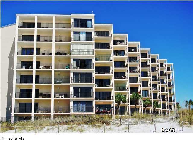 8815 S Thomas Drive #202, Panama City Beach, FL 32408 (MLS #657815) :: Engel & Volkers 30A Chris Miller