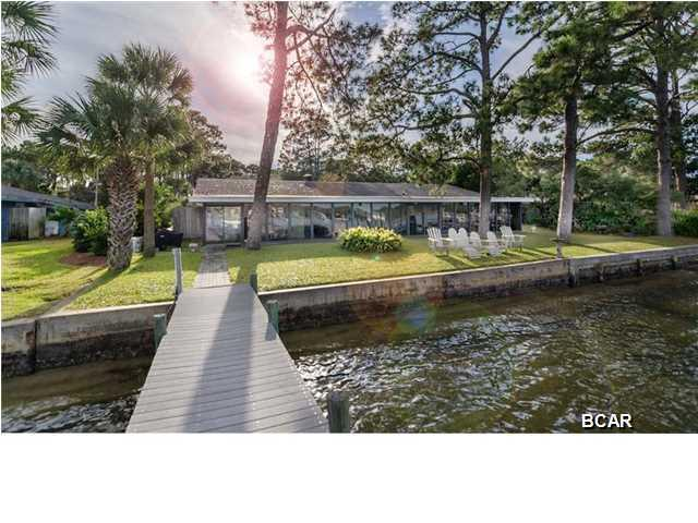 6112 S Lagoon Drive, Panama City Beach, FL 32408 (MLS #658604) :: Coast Properties