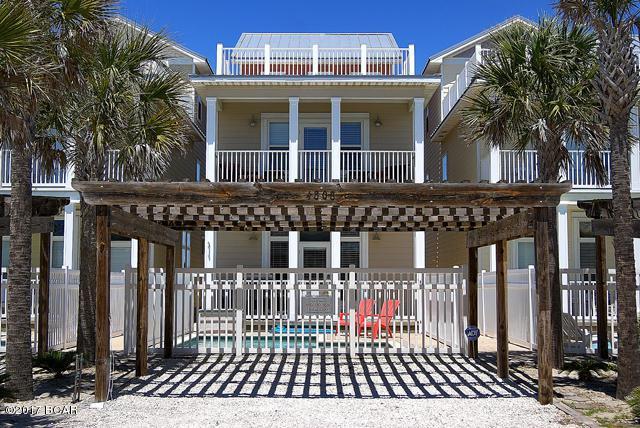 4808 Hispaniola Street, Panama City Beach, FL 32408 (MLS #662535) :: Coast Properties