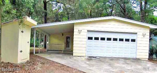 4801 Magnolia, Youngstown, FL 32466 (MLS #667018) :: Keller Williams Success Realty