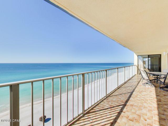 5801 Thomas Drive #1403, Panama City Beach, FL 32408 (MLS #667119) :: Coast Properties