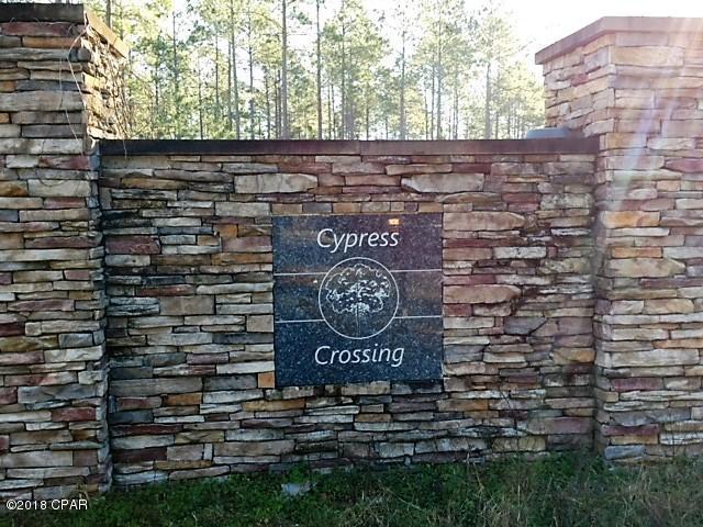 LOT 46 Cypress Crossing Road, Vernon, FL 32462 (MLS #667474) :: Scenic Sotheby's International Realty