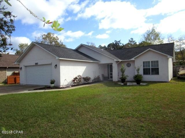 1317 Arkansas Avenue, Lynn Haven, FL 32444 (MLS #669124) :: Keller Williams Success Realty