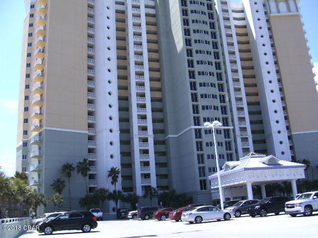 9450 S Thomas Drive 801C, Panama City Beach, FL 32408 (MLS #669298) :: ResortQuest Real Estate