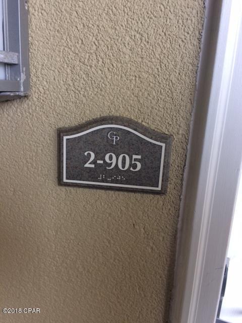 11800 Front Beach Road 2-905, Panama City Beach, FL 32407 (MLS #669589) :: ResortQuest Real Estate
