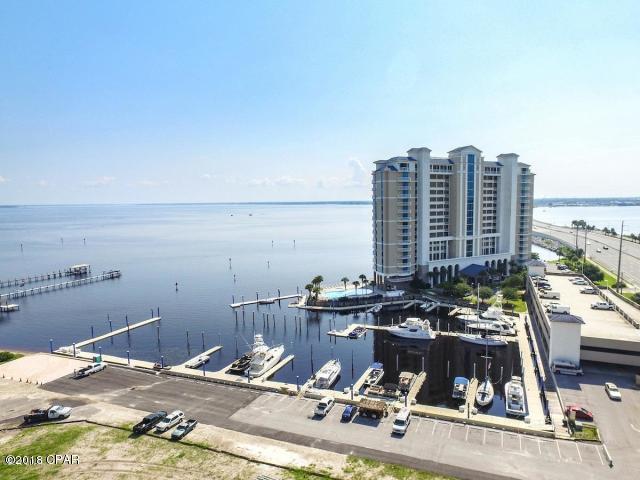 6422 W Highway 98 #1205, Panama City Beach, FL 32407 (MLS #677373) :: ResortQuest Real Estate