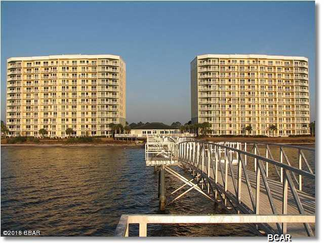 6504 Bridge Water Way #605, Panama City Beach, FL 32407 (MLS #678053) :: ResortQuest Real Estate
