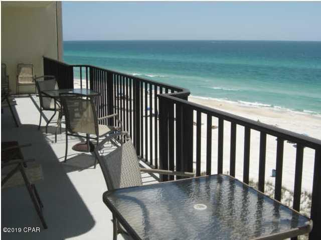 4715 Thomas Drive 605D, Panama City Beach, FL 32408 (MLS #680678) :: CENTURY 21 Coast Properties