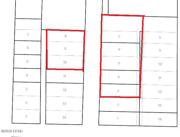 124 & 127 Springfield Avenue, Panama City, FL 32401 (MLS #688196) :: Counts Real Estate Group