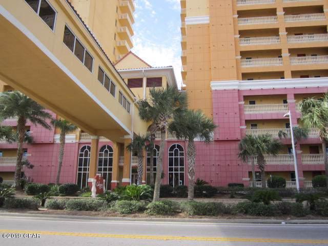 15817 Front Beach Road #2101, Panama City Beach, FL 32413 (MLS #690260) :: CENTURY 21 Coast Properties