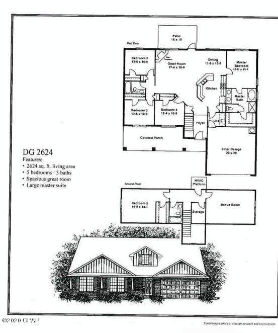 131 Lake Merial Trail, Southport, FL 32409 (MLS #697031) :: Counts Real Estate Group
