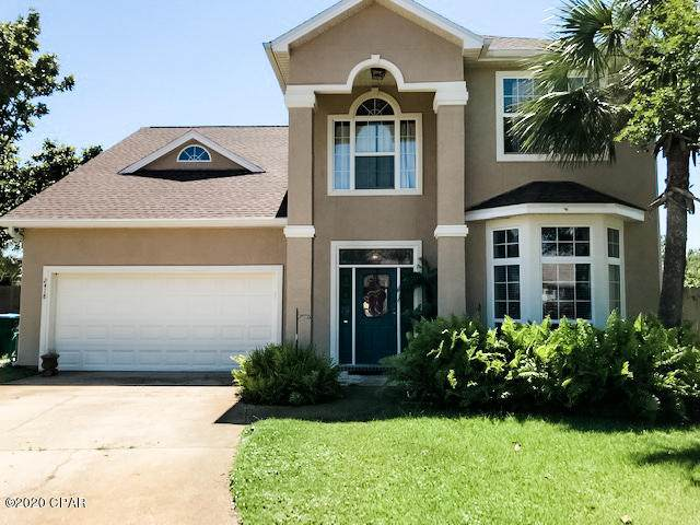 2418 Pelican Bay Court, Panama City Beach, FL 32408 (MLS #697346) :: Keller Williams Realty Emerald Coast