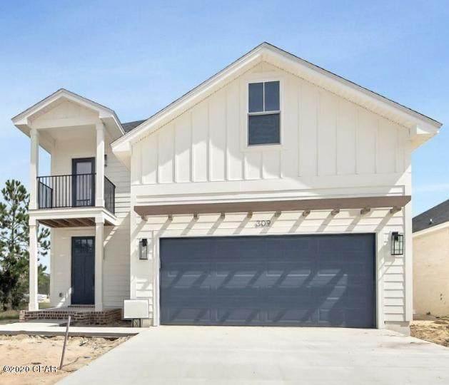 309 W Columbus Street, Panama City Beach, FL 32407 (MLS #698185) :: Vacasa Real Estate