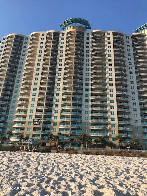 15625 Front Beach Road #2106, Panama City Beach, FL 32413 (MLS #701026) :: Counts Real Estate Group