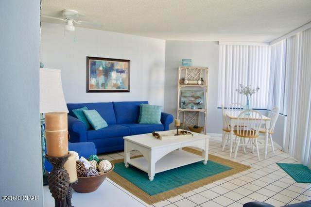 9850 S Thomas 501E, Panama City Beach, FL 32408 (MLS #701543) :: Corcoran Reverie