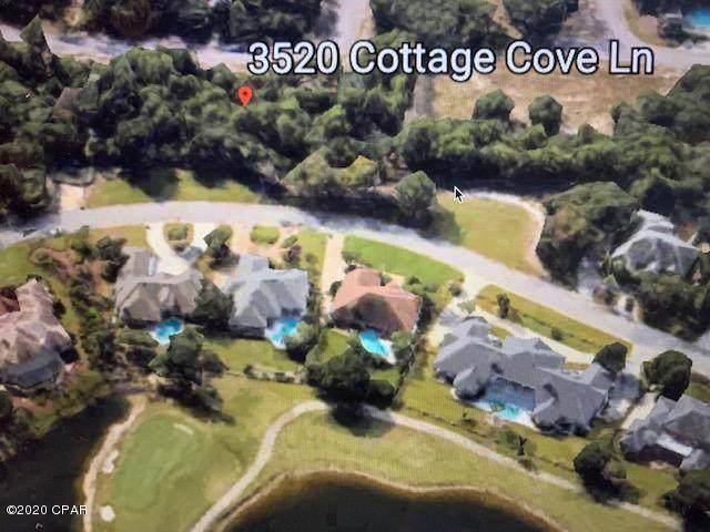 3520 Cottage Cove Lane, Panama City Beach, FL 32408 (MLS #702858) :: The Ryan Group