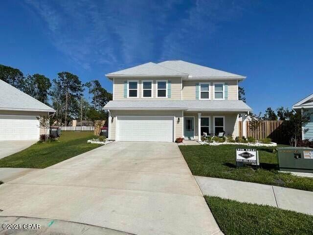257 Villa Bay Drive, Panama City Beach, FL 32407 (MLS #710472) :: The Ryan Group