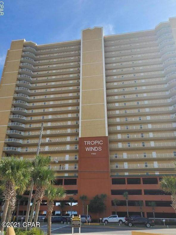 17643 Front Beach Road #1207, Panama City Beach, FL 32413 (MLS #715572) :: Anchor Realty Florida