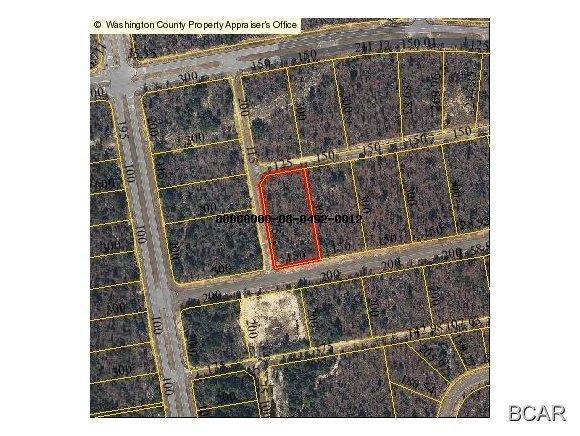 00 Chamberlain Drive, Chipley, FL 32428 (MLS #505381) :: CENTURY 21 Coast Properties
