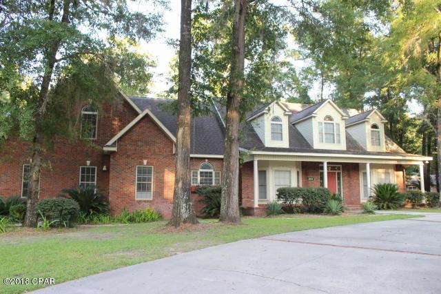 2854 Magnolia Blossom Lane, Marianna, FL 32446 (MLS #649504) :: Keller Williams Realty Emerald Coast