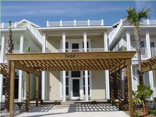 7424 Thomas Drive, Panama City Beach, FL 32408 (MLS #651467) :: ResortQuest Real Estate