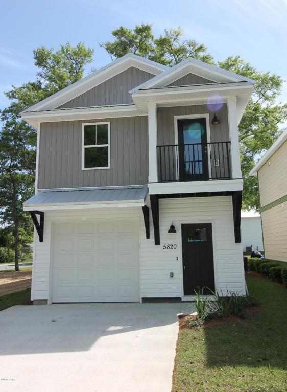 5820 Jasmine Court, Panama City, FL 32404 (MLS #667133) :: ResortQuest Real Estate
